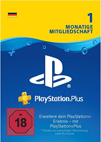 Playstation Plus 1 Monat