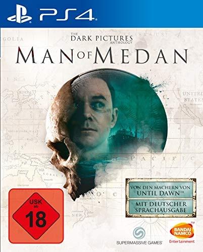 The Dark Pictures - Man Of Medan