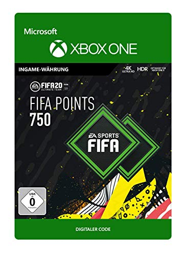 FIFA 20 Ultimate Team - 750 FIFA Points - Xbox One - Download Code