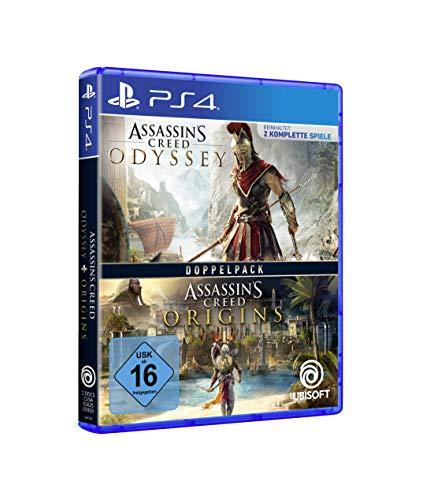 Assassins Creed Odyssey & Assassins Creed Origins
