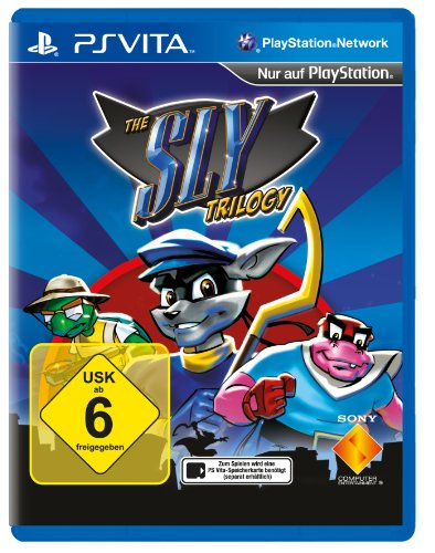 The Sly Trilogy - [PlayStation Vita]