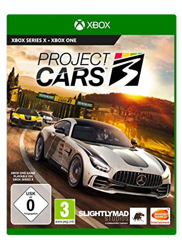 Project Cars 3 - [Xbox One]