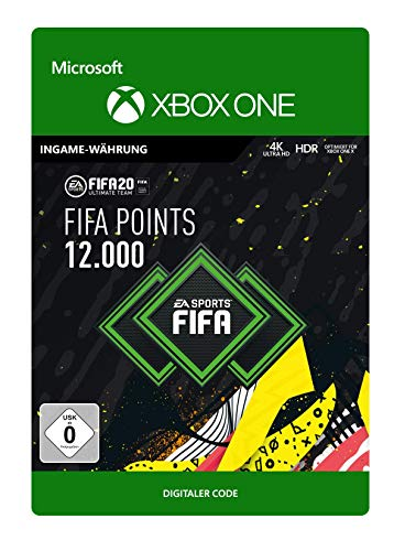 FIFA 20 Ultimate Team - 12000 FIFA Points - Xbox One - Download Code