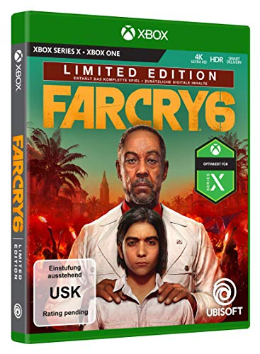 Far Cry 6 - Limited Edition (exklusiv bei Amazon) - [Xbox One, Xbox Series X]