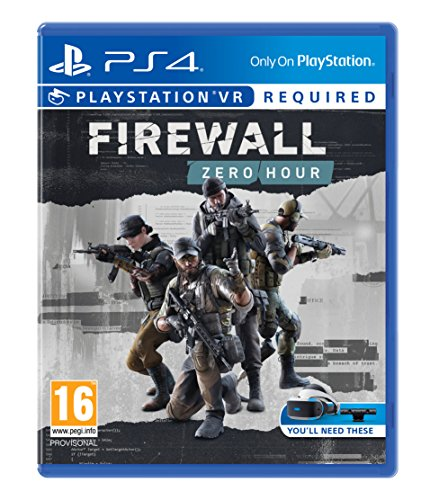 Firewall Zero Hour PlayStation VR Game (PS4) [