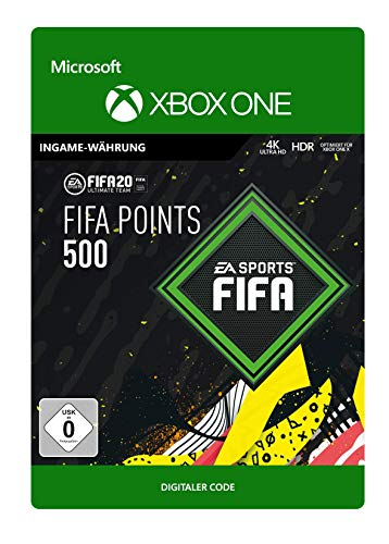 FIFA 20 Ultimate Team - 500 FIFA Points - Xbox One - Download Code